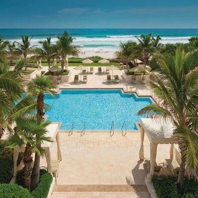 web_Four Seasons Palm Beach Pool Aerial