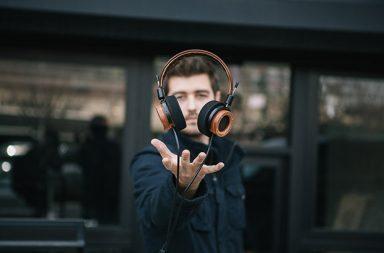 Jonathan Grado Levitaing Grado Headphones