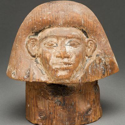 web_A1958 3 2 Cover of a Canopic Jar with Portrait Head