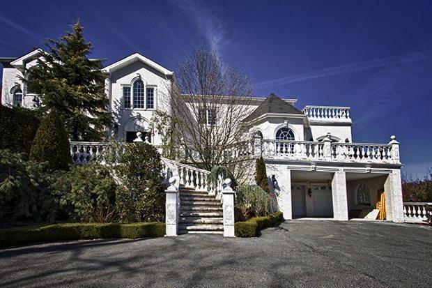 Lavish living for Annmarie ruta elegant interior designs