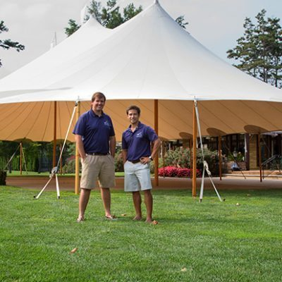 Sperry Tents Industry Magazine