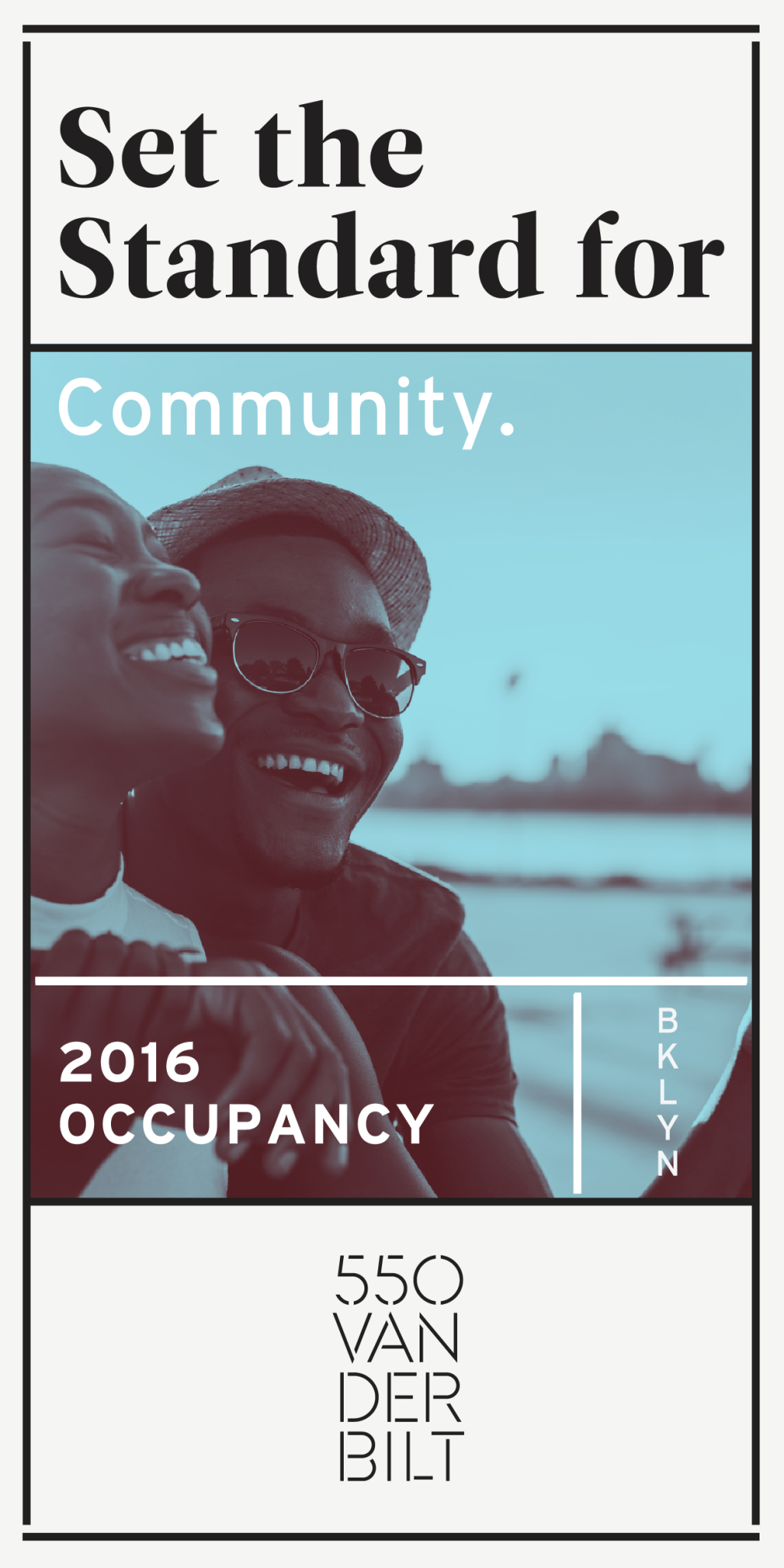 550 Skyscrapper
