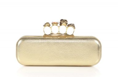 alexander-mcqueen-metallic-knuckle-box-clutch