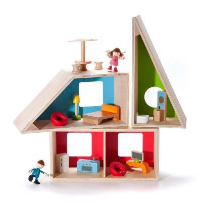 hape-geometrics-house
