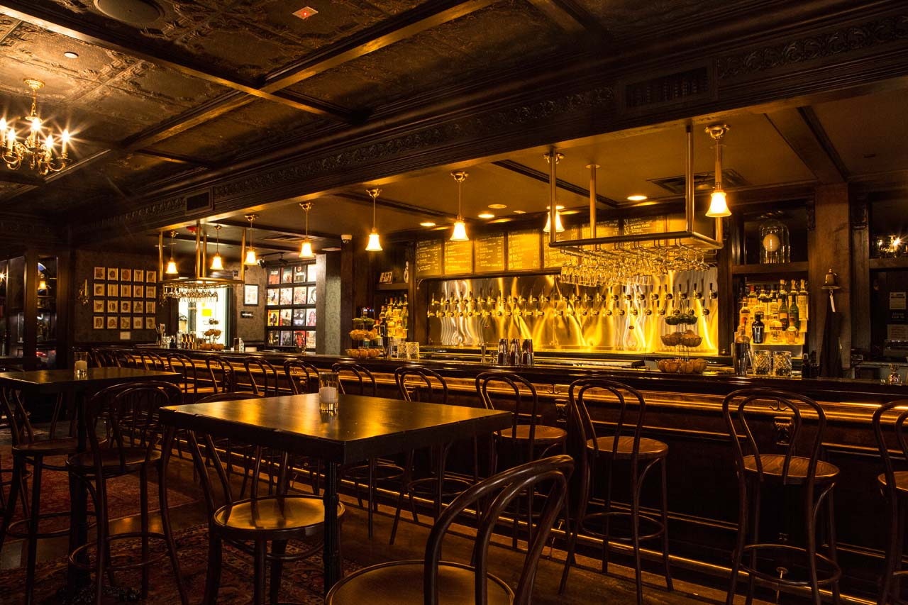 The restaurant at union fare a sprawling complex in union square in - House Of Wax Bar Photo By Victoria Stevens