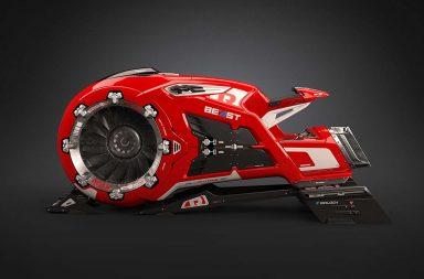 Beast Hoverbike
