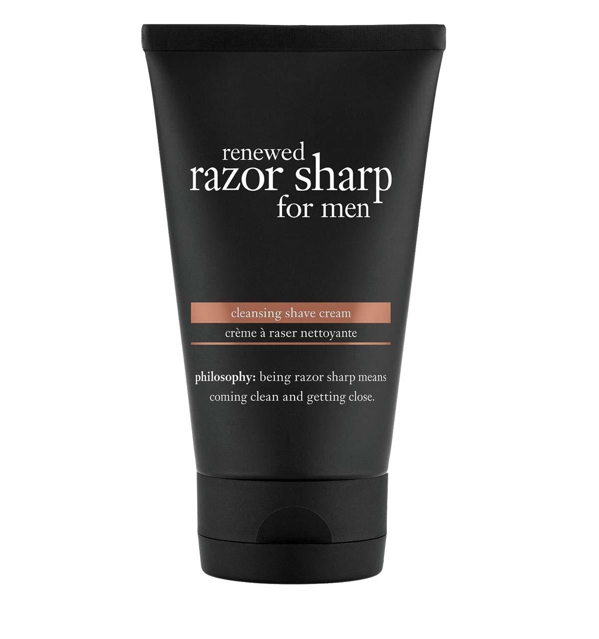 Philsophy Renewed Razor Sharp Cleansing Shave Cream_1