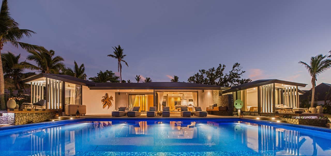 Vomo Beachouse 3 bedroom residence