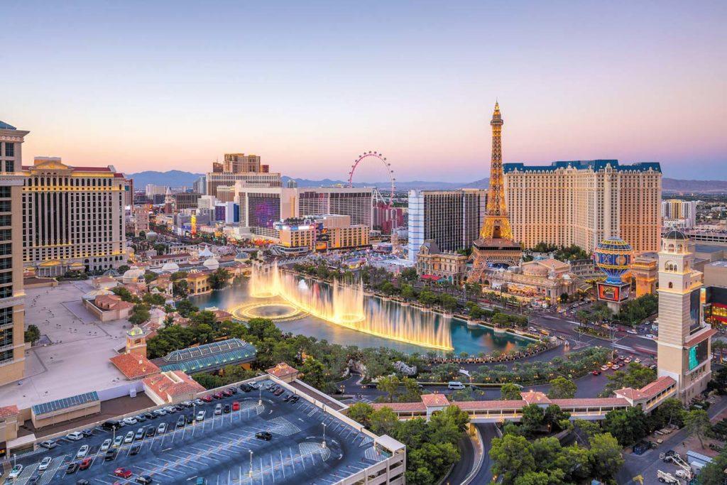 1 - Las Vegas (crédit Safrans du Monde)