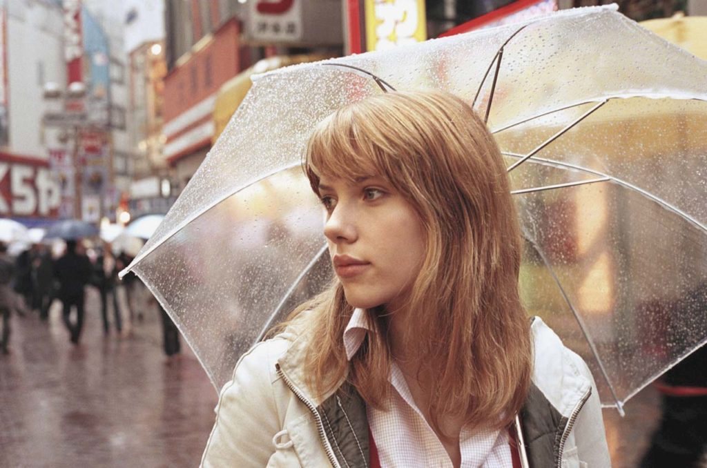 LOST IN TRANSLATION DE SOFIA COPPOLA SCARLETT JOHANSSON