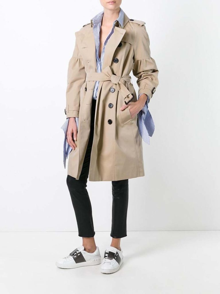 Burberry Classic Trench Coat 2