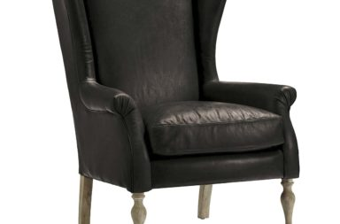 Frontgate Jessie Leather Chair_1