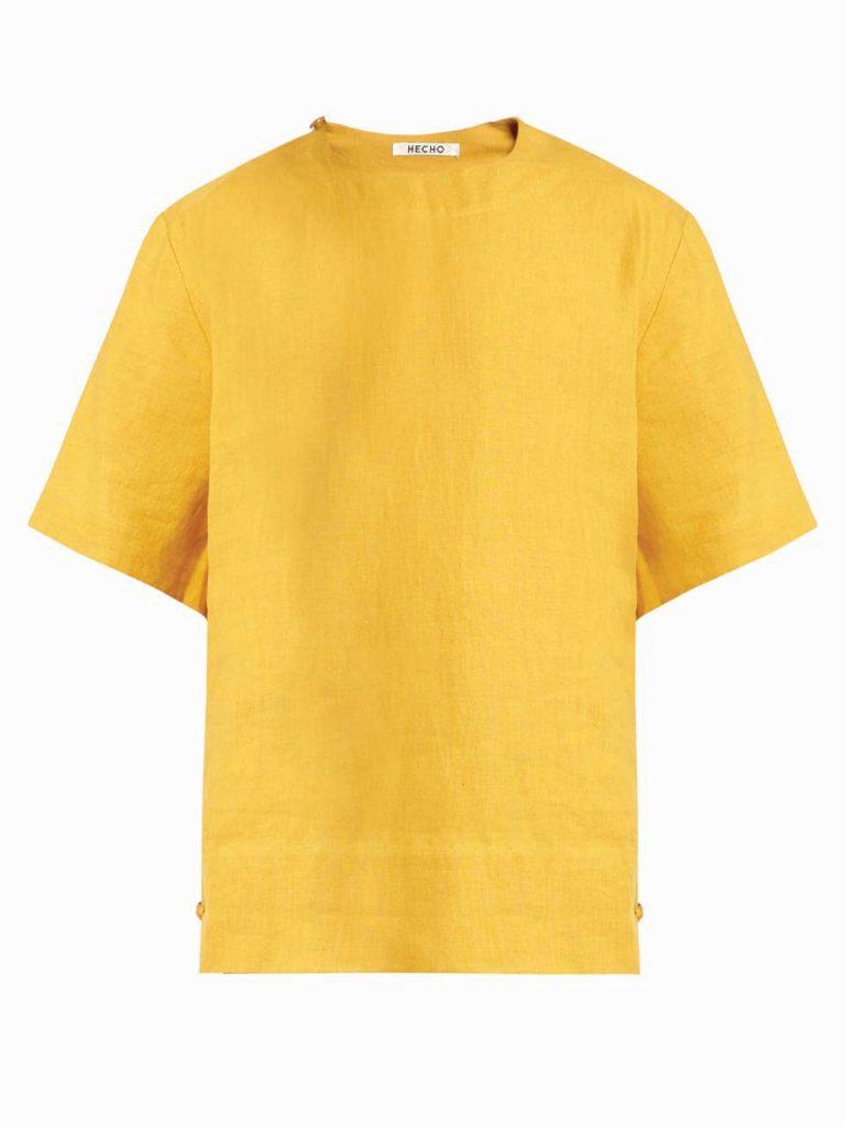 Hecho Linen Tunic Top 1_1