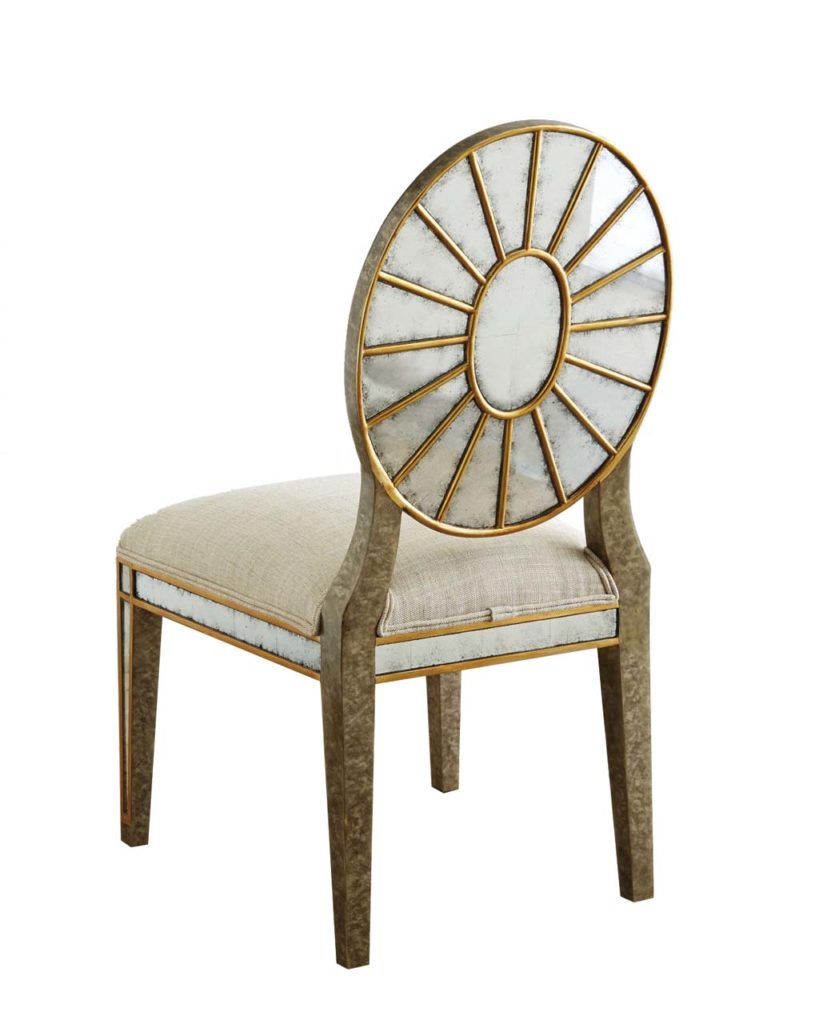 John-Richard Collection Lela Eglomise Side Chair_1