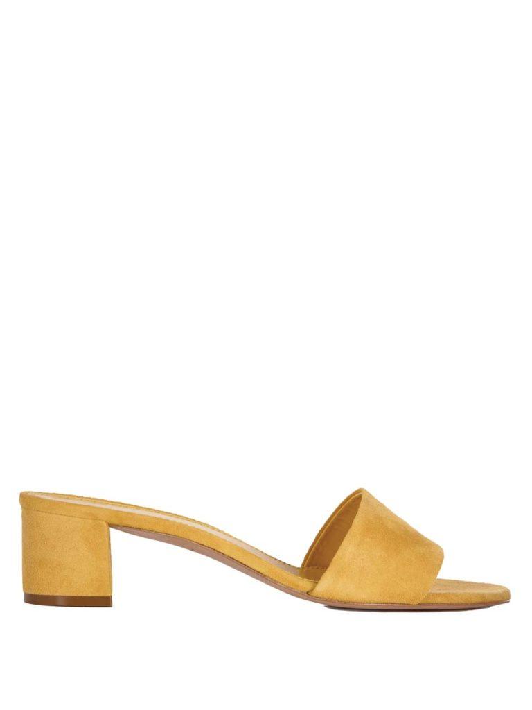Mansur Gavriel Suede Sandals_1