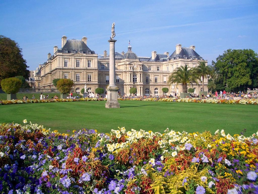ATTRACTIONS- Le Jardin du Luxembourg