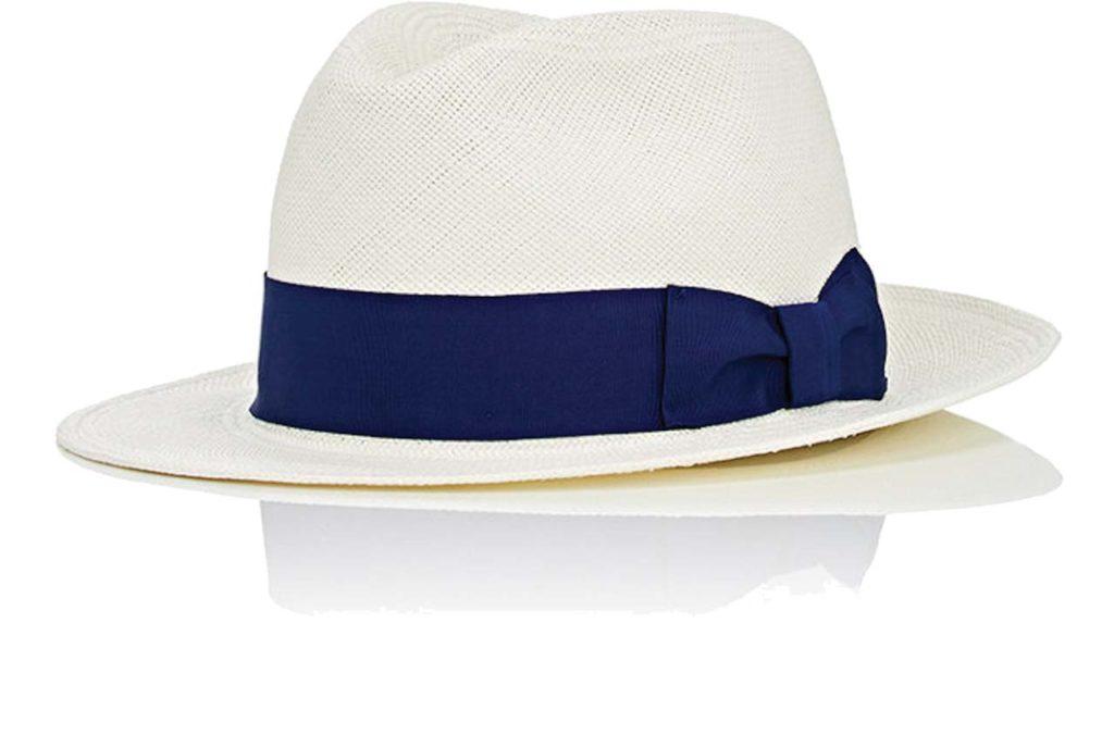 Barbisio Straw Panama Hat_1
