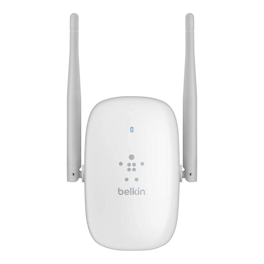 Belkin N600 Wi-Fi Range Extender