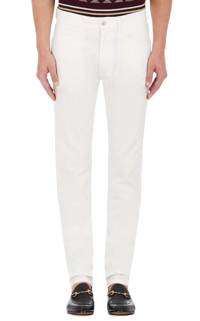 Gucci Straight Jeans_1