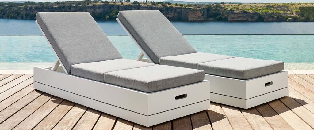 John Hutton Beachside Chaise