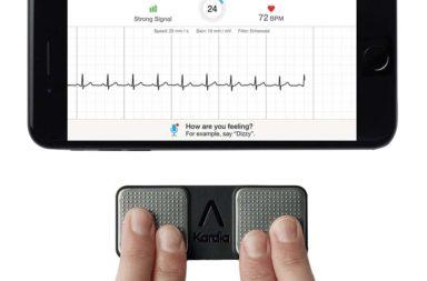 Kardia Mobile EKG_1