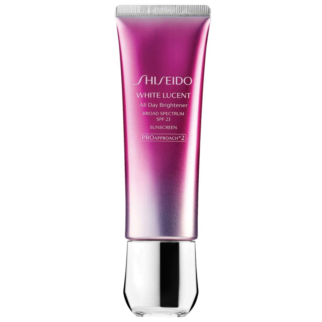 Shiseido White Lucent All Day Brightener Broad Spectrum Moisturizer_1
