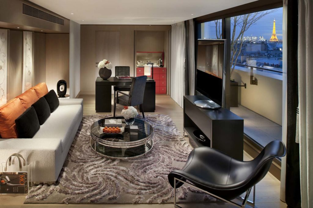 WHERE TO STAY-Mandarin Oriental - Panoramic Suite