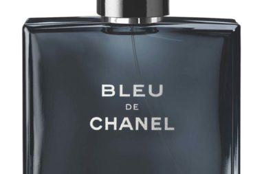 BLEU DE CHANEL Eau de Parfum Pour Homme Spray, 3.4 oz.