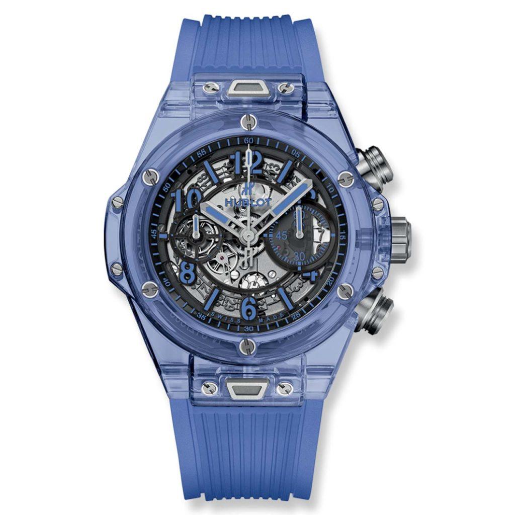 Big Bang Unico Blue Sapphire 45mm