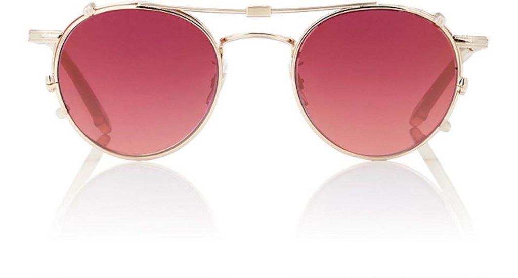 Garrett Leight Wilson Sunglasses & Clip-Ons