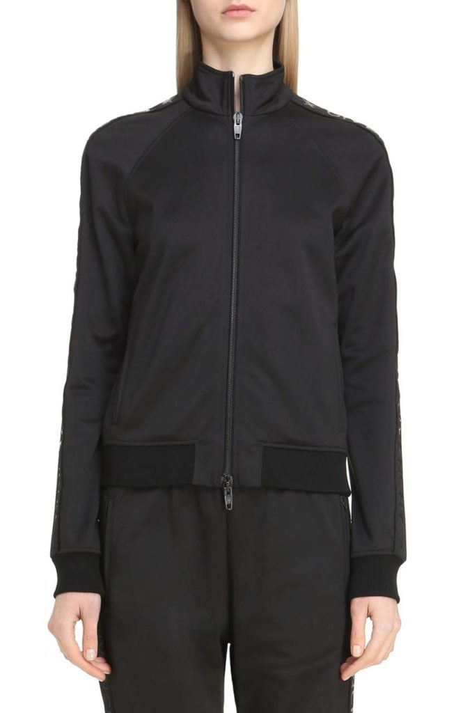 Givenchy Givenchy Band Neoprene Track Jacket