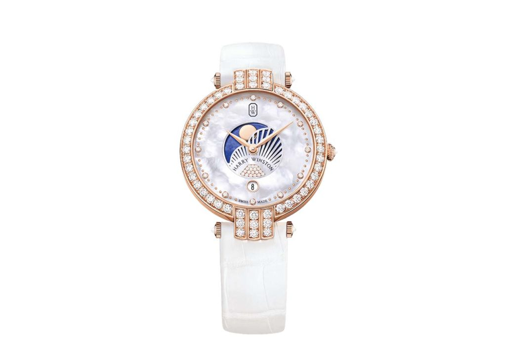Harry Winston Premier Moon Phase 36 mm_1