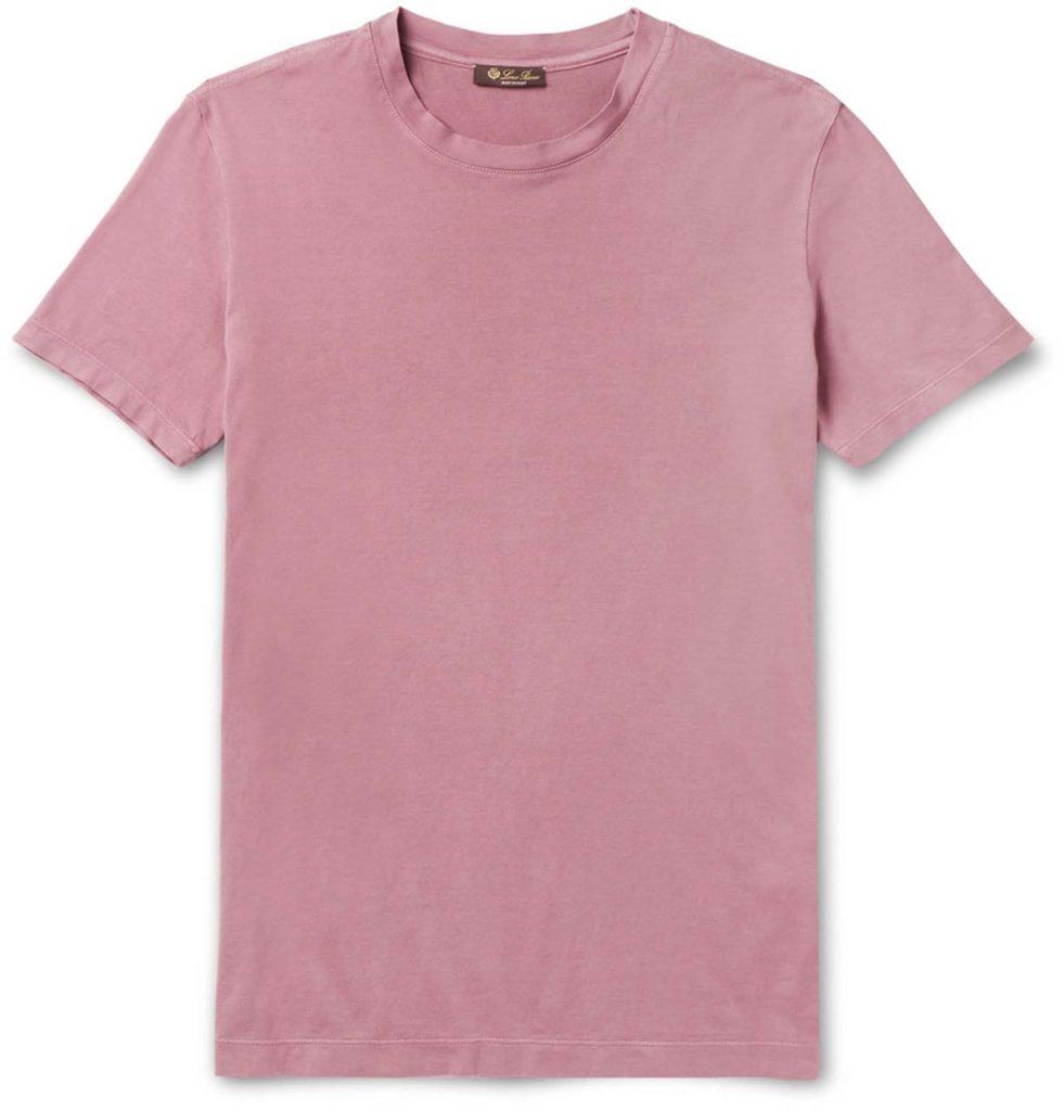 Loro Piana Washed Cotton-Jersey T-Shirt
