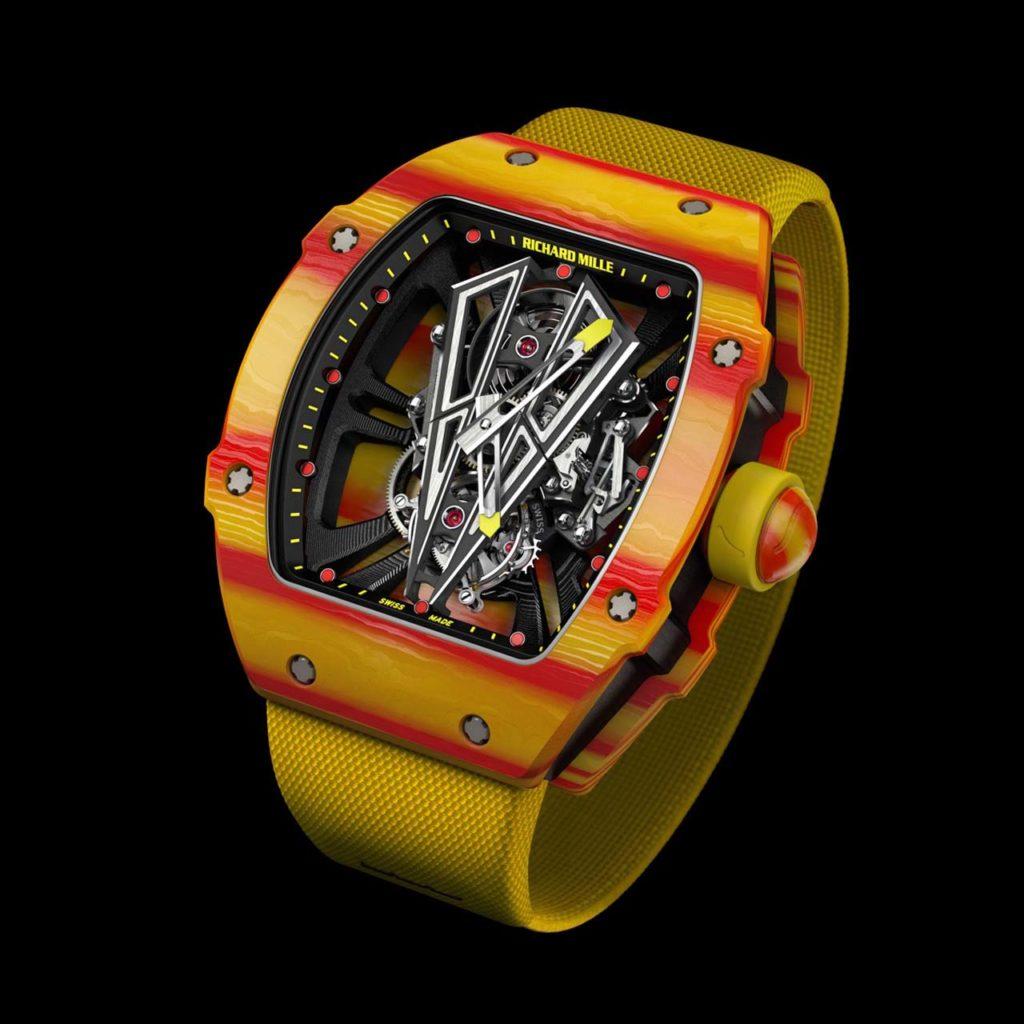 Richard Mille RM 27-03 Shock Resistance 10,000G's