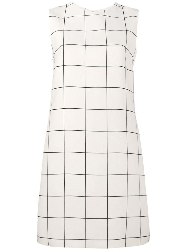 Valentino Checked Dress _1
