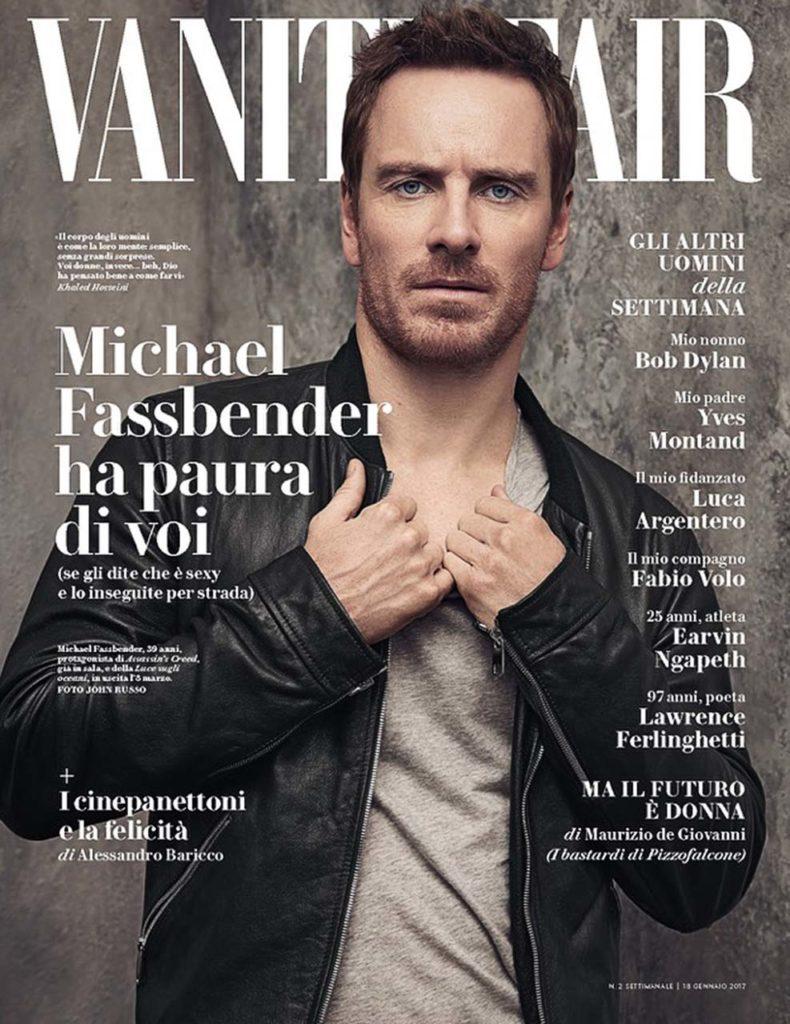 Vanity Fair-Fassbender