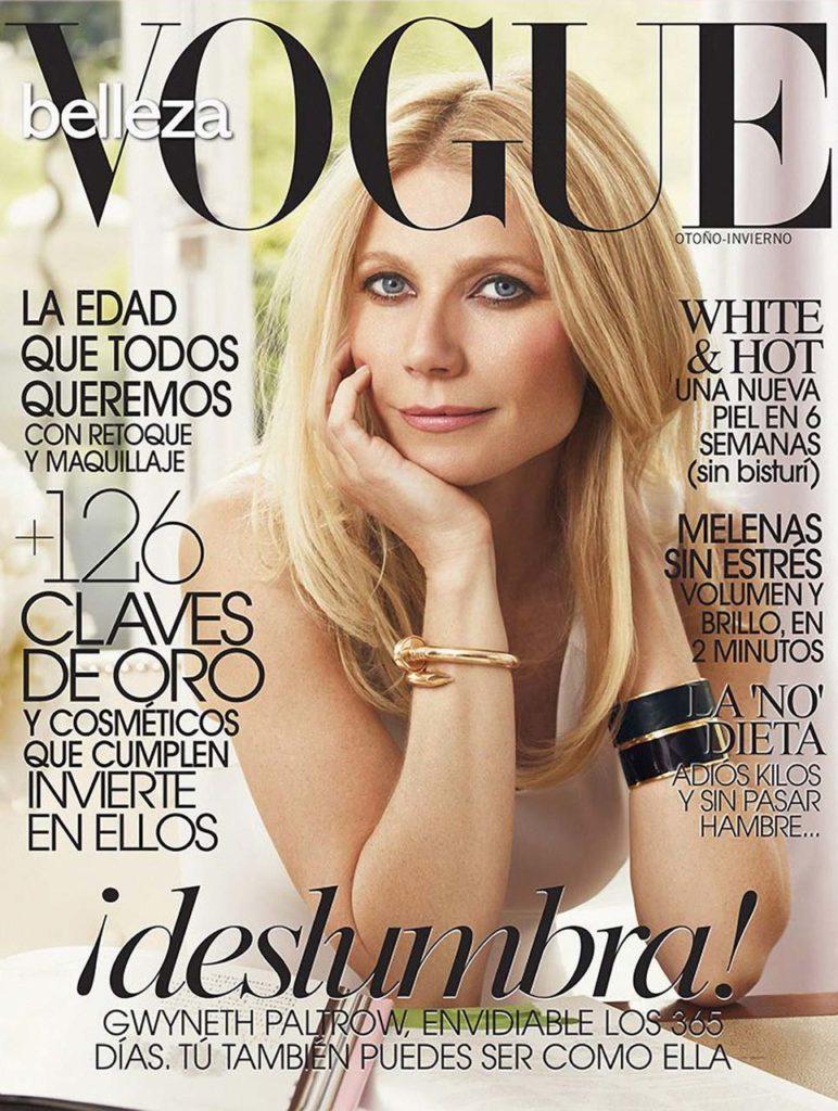 Vogue Paltrow