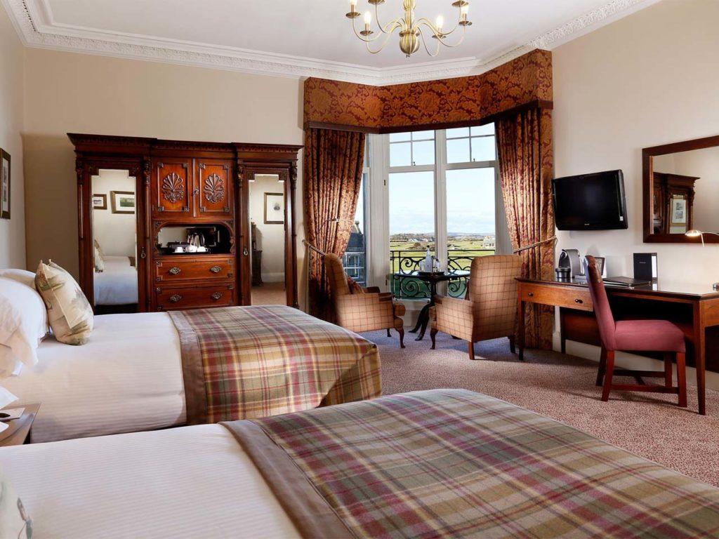 WHERE TO STAY-Macdonald Rusacks Hotel