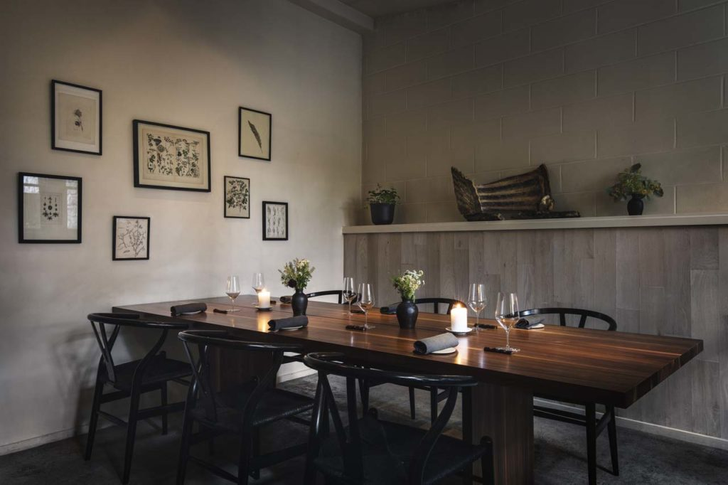 Aska - Interior - Private Dining Room