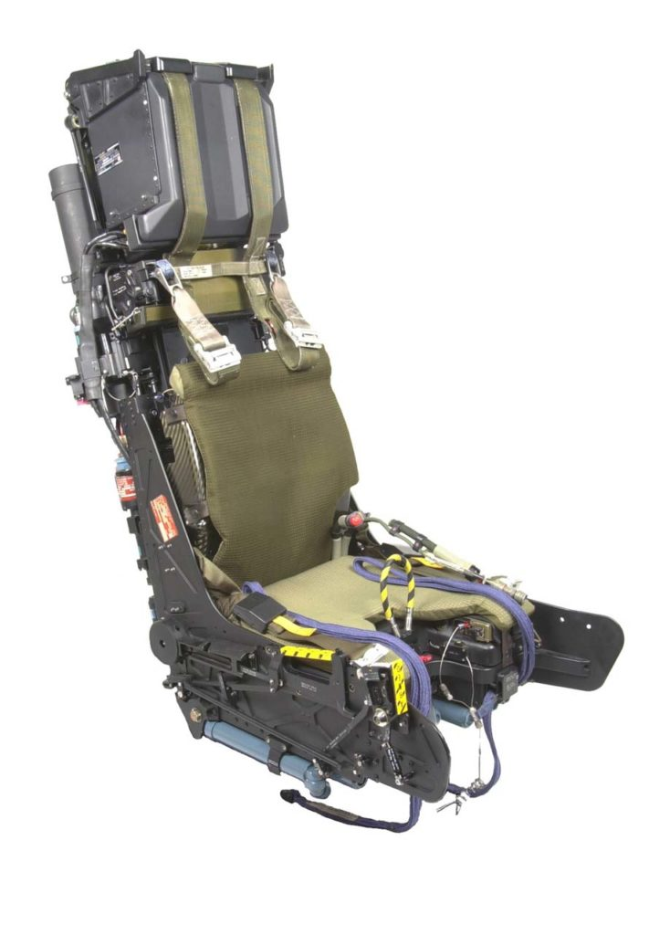 F-4 Phantom II Ejection Seat