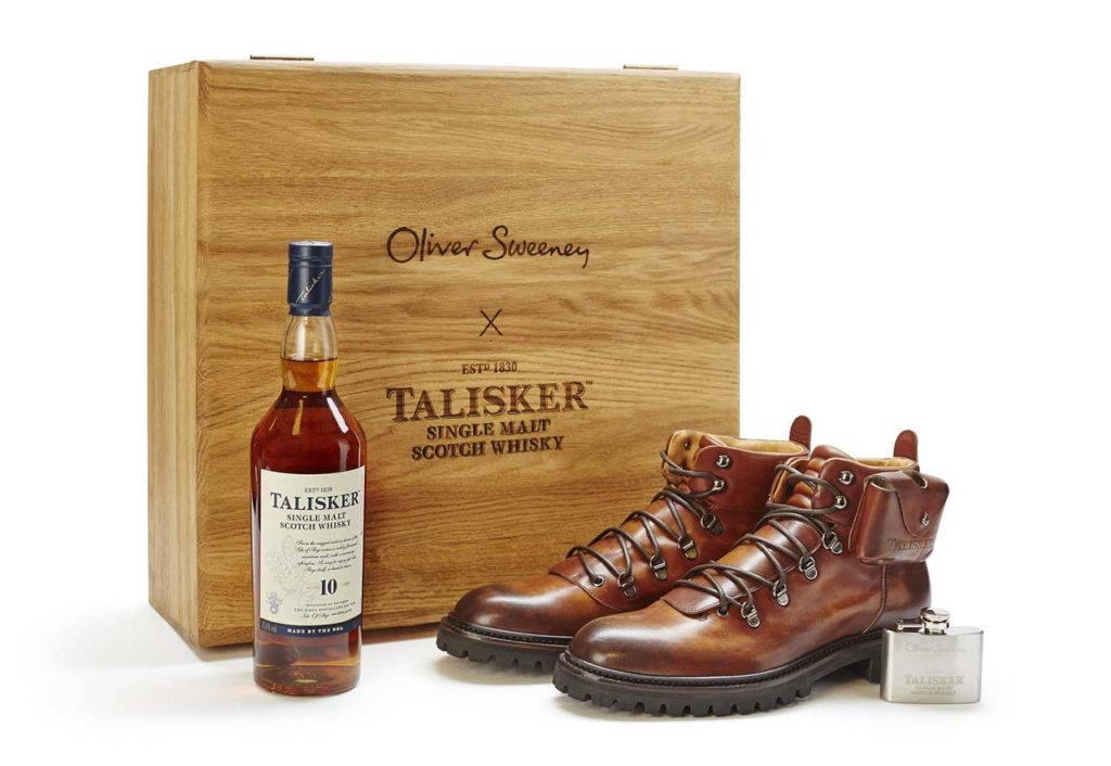 Oliver Sweeney x Talisker Boots