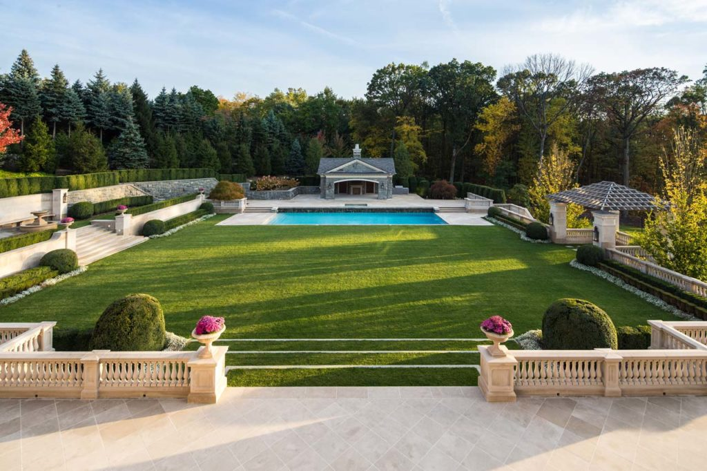 Pool - Poolhouse - Backyard
