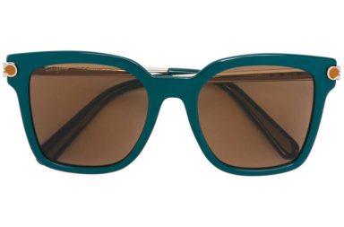 Salvatore Ferragamo Square Frame Sunglasses 1