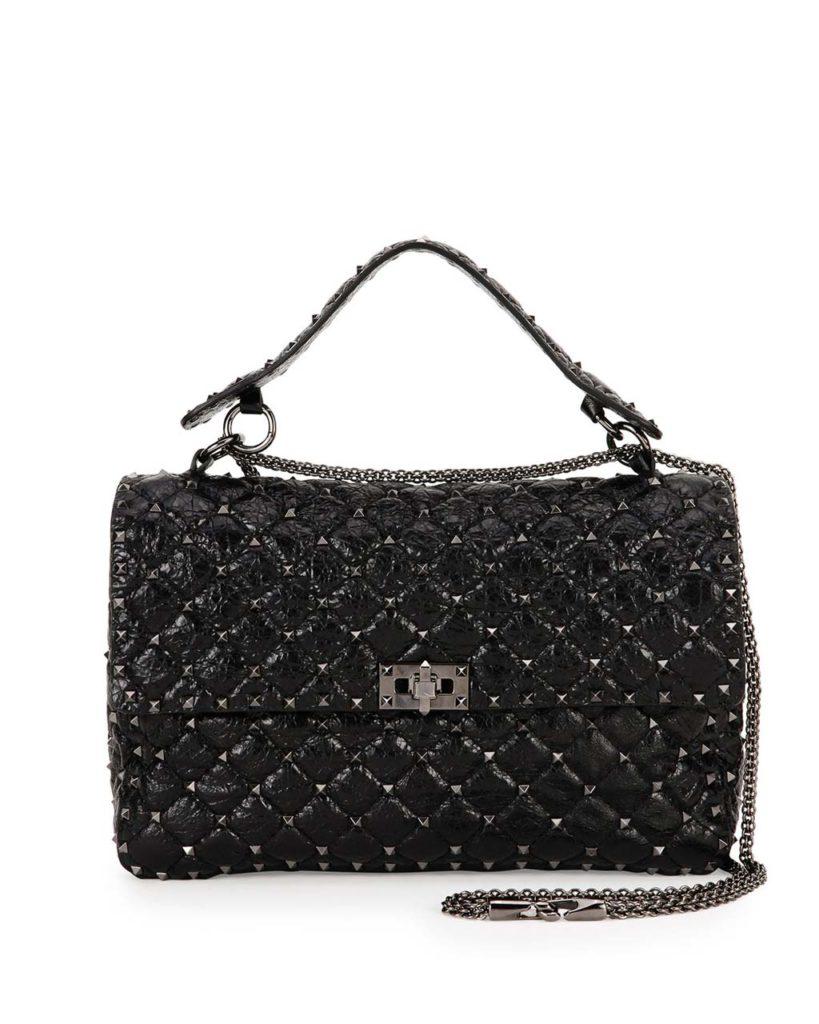 Valentino_Rockstud Matelasse_Large Bag1