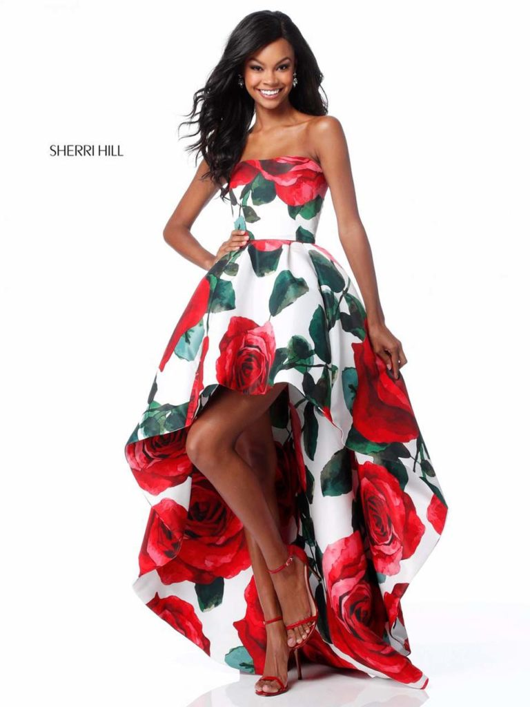 Diane & Co Sherri Hill 51816 Dress
