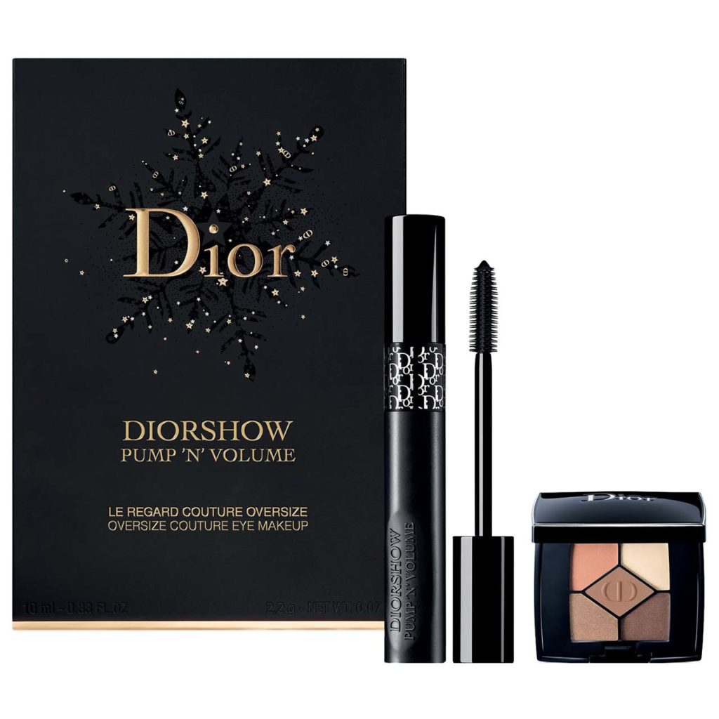 Diorshow Pump and Volume Holiday Set