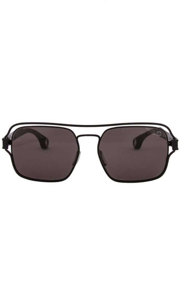 Eye Design Blake KUwahara Black Hastings Sunglasses