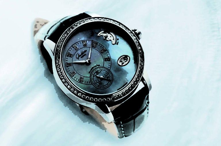 Glashütte Original PanoMatic Luna Watch