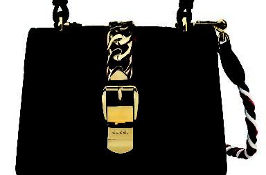 Gucci Sylvie Leather Mini Bag_1