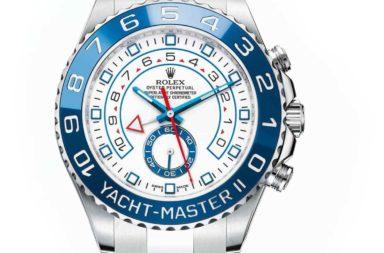 Leonardos Jewelers Rolex Yachts Master Mens
